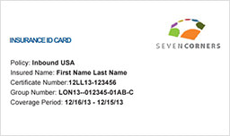insurance id cards