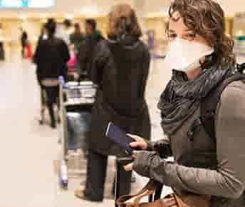 Travel tip for tourist and visitors traveling during the covid 19 pandemic