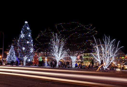 leavenworth washington best holiday season places to visit for tourists usa