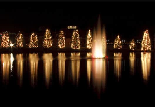 america's christmas town for visitors