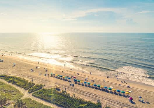 myrtle beach the best beach city for visitors to usa