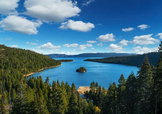 lake tahoe best places to visit for tourists usa