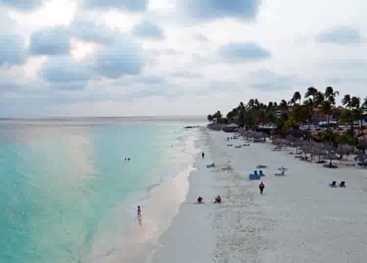 Aruba Visitors Insurance Coverage