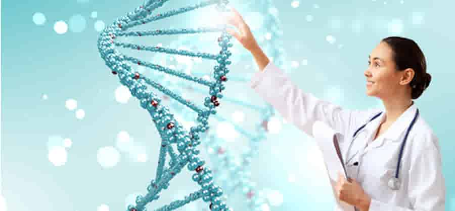 genetic testing coverage for visitors in usa