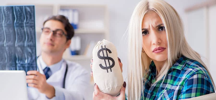 What is the average medical cost in the US?