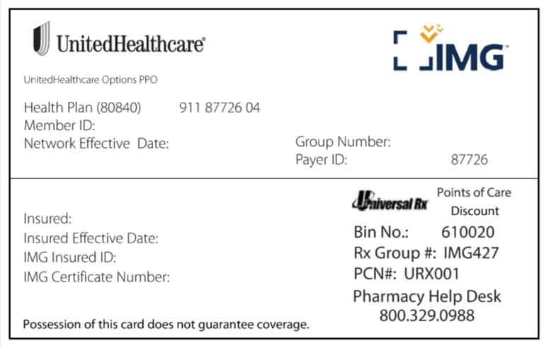 Download ID Card for IMG plans for Patriot Travel, Visitors Care, Patriot Exchange, Global Medical, Student Health Advantage